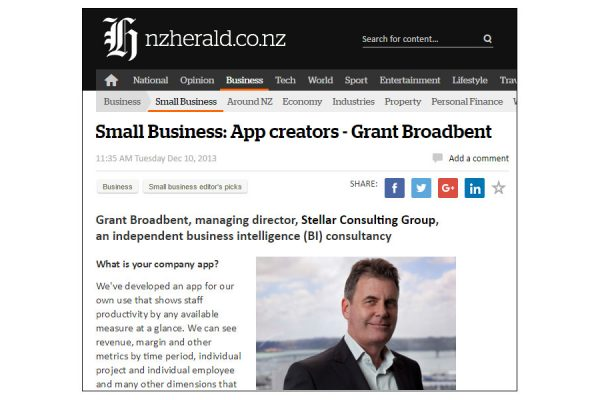 2013 New Zealand Herald article