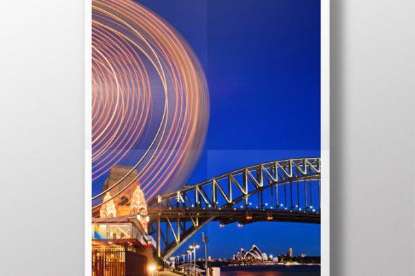 Sydney-ferris-wheel