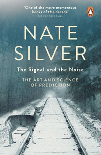 Book cover: Nate Silver: The Signal and the Noise