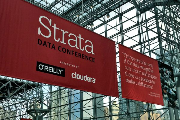 Strata Data Conference 2017 banner