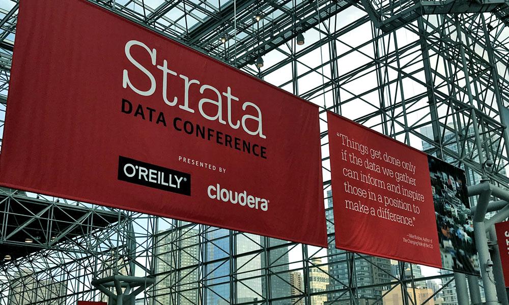 Strata Data Conference 2017 banner
