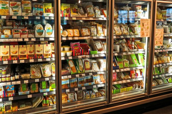 supermarket chiller
