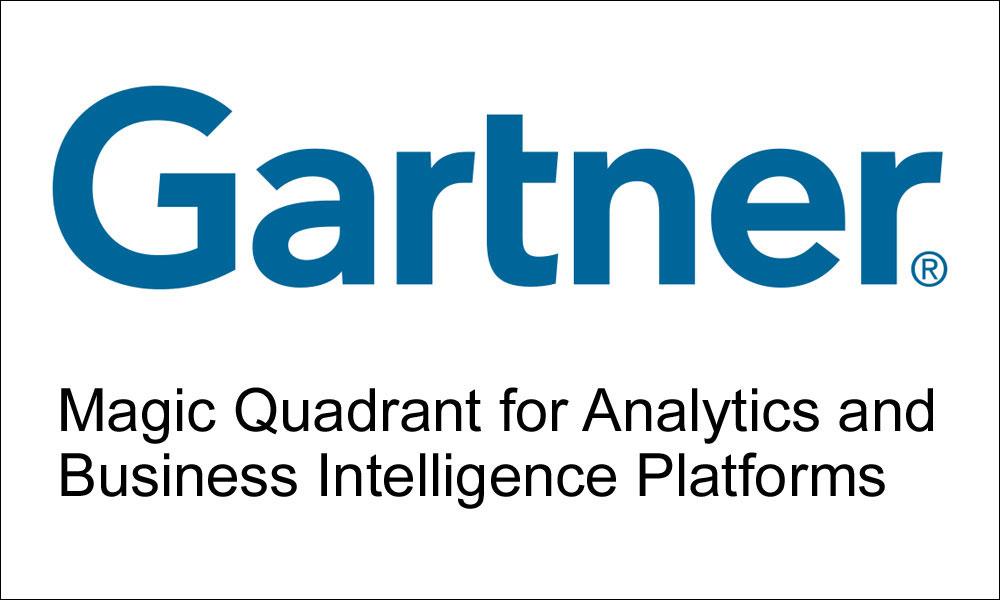 Gartner Magic Quadrant header