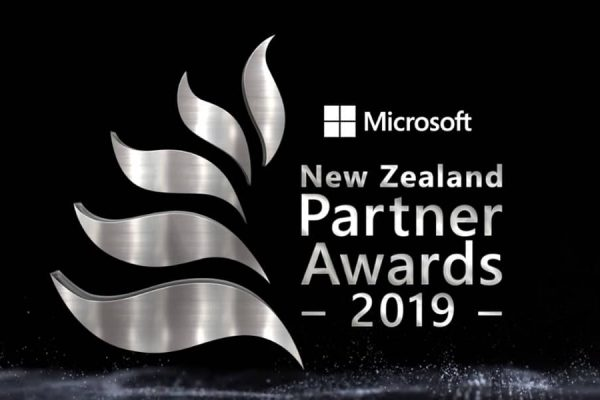 Microsoft New Zealand Partners Award banner