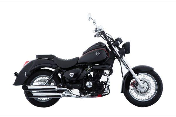 Italika motorcycle
